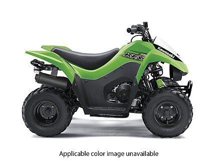 2017 Kawasaki KFX50 for sale 200556002