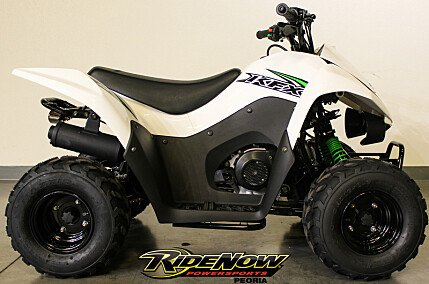 2017 Kawasaki KFX50 for sale 200566890
