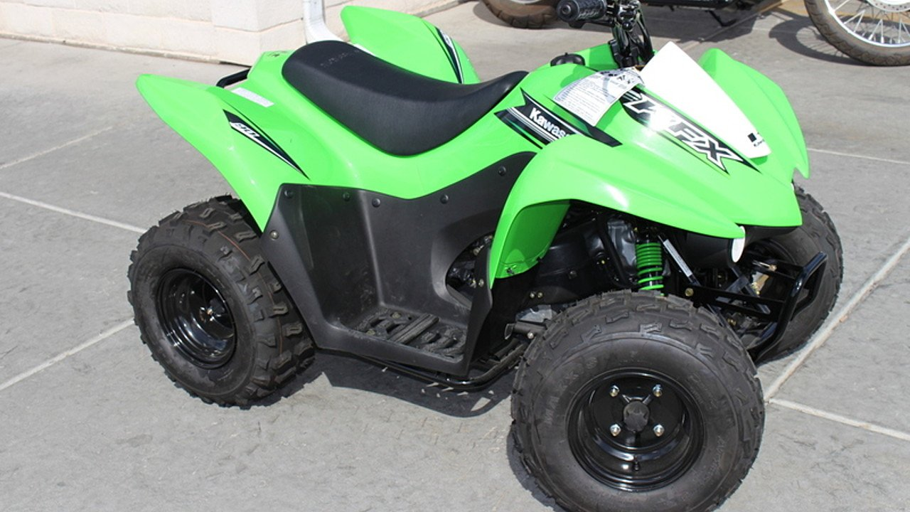 2017 Kawasaki KFX90 for sale 200404990