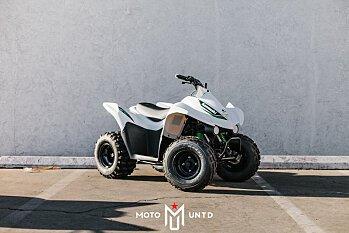 2017 Kawasaki KFX90 for sale 200506491