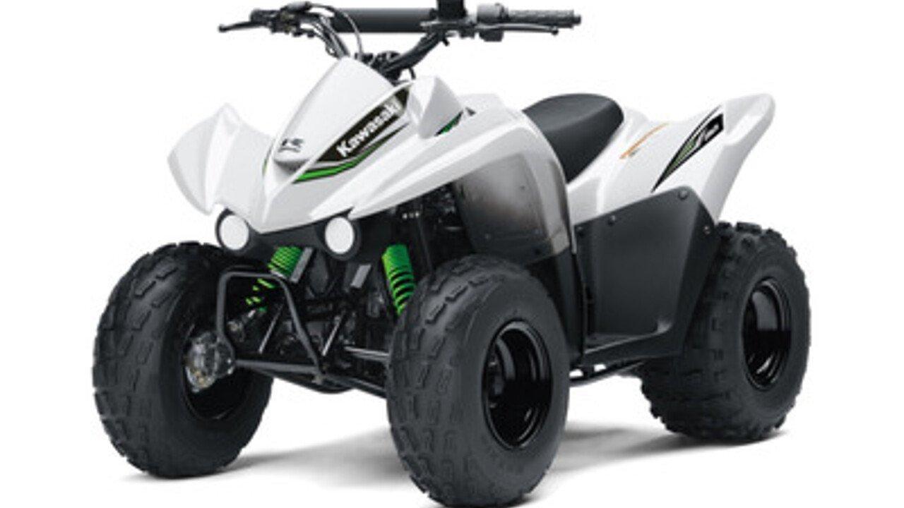 2017 Kawasaki KFX90 for sale 200524941