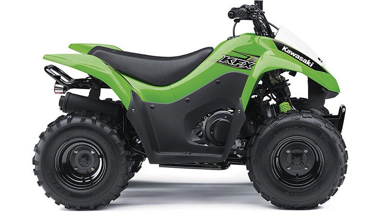 2017 Kawasaki KFX90 for sale 200556019
