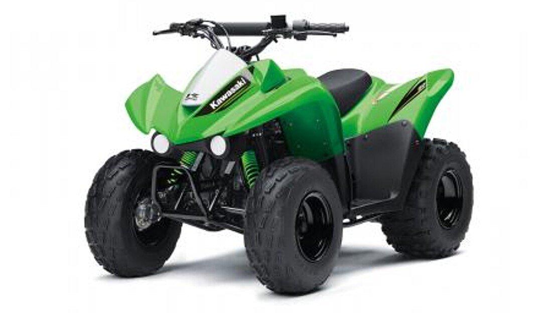 2017 Kawasaki KFX90 for sale 200611656