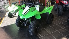2017 Kawasaki KFX90 for sale 200504910