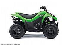 2017 Kawasaki KFX90 for sale 200514555