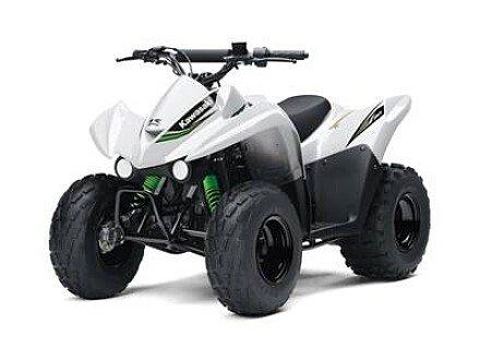 2017 Kawasaki KFX90 for sale 200524727