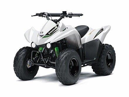 2017 Kawasaki KFX90 for sale 200530497