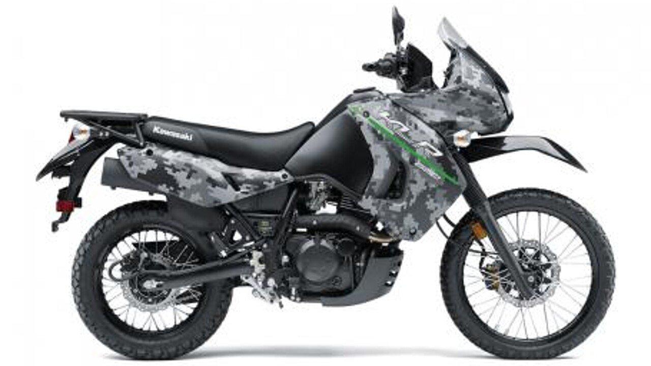 2017 Kawasaki KLR650 for sale 200416179