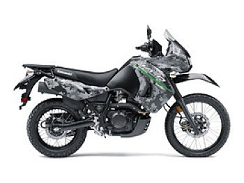 2017 Kawasaki KLR650 for sale 200419302