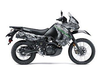 2017 Kawasaki KLR650 for sale 200419968