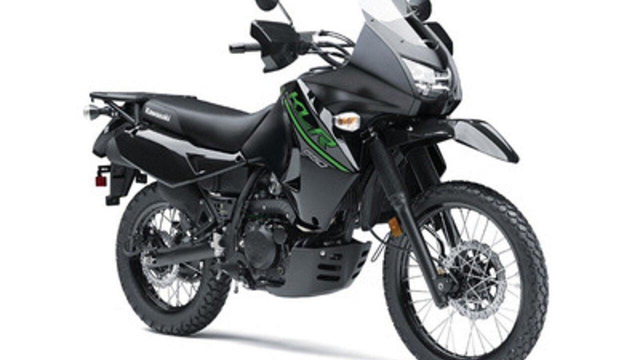2017 Kawasaki KLR650 for sale 200421434
