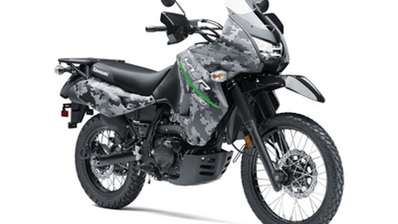 2017 Kawasaki KLR650 for sale 200424811