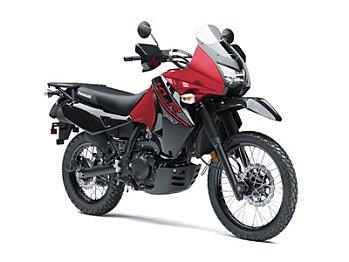 2017 Kawasaki KLR650 for sale 200424856