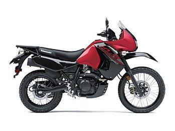 2017 Kawasaki KLR650 for sale 200440300