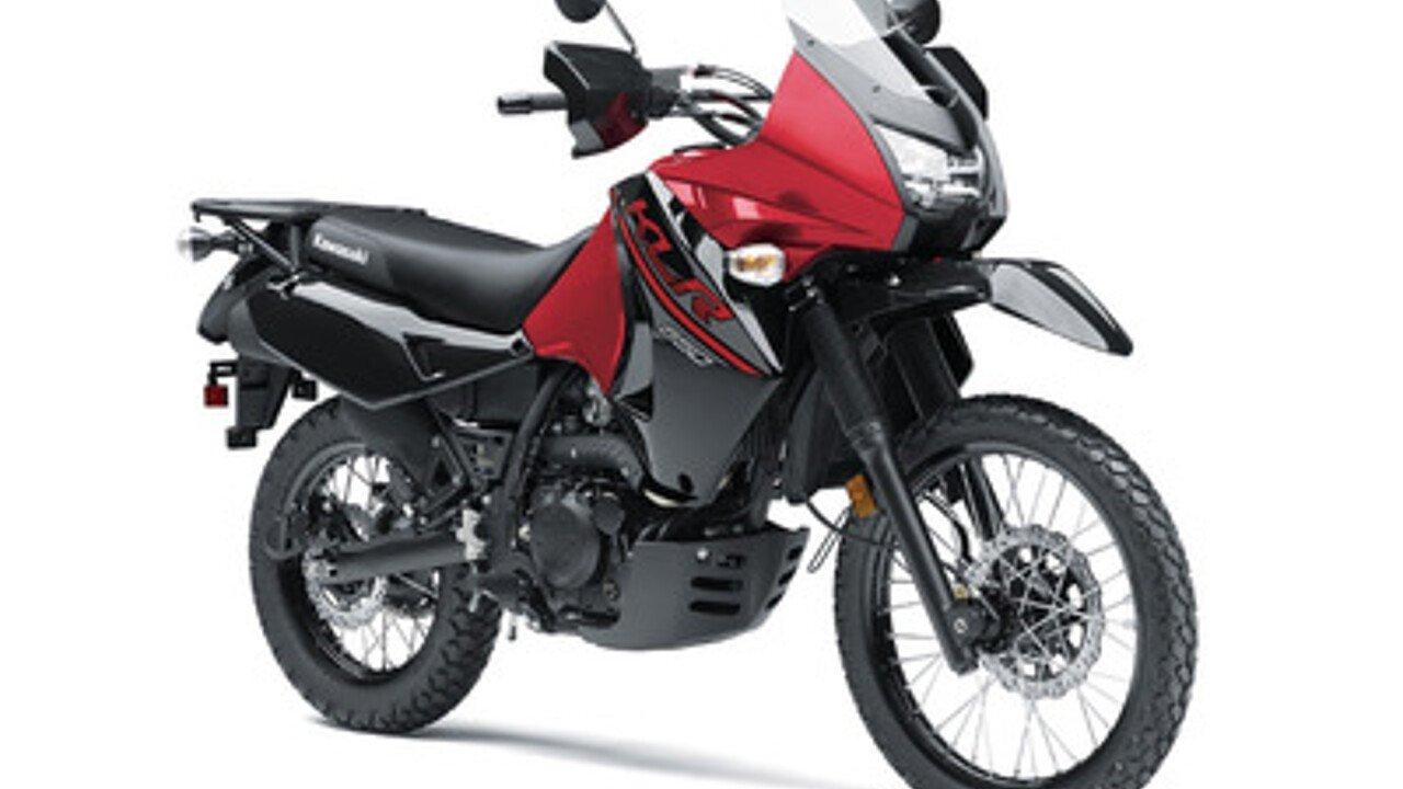 2017 Kawasaki KLR650 for sale 200474462