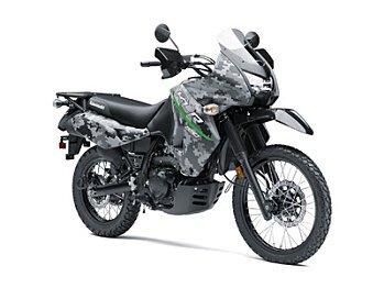 2017 Kawasaki KLR650 for sale 200474463