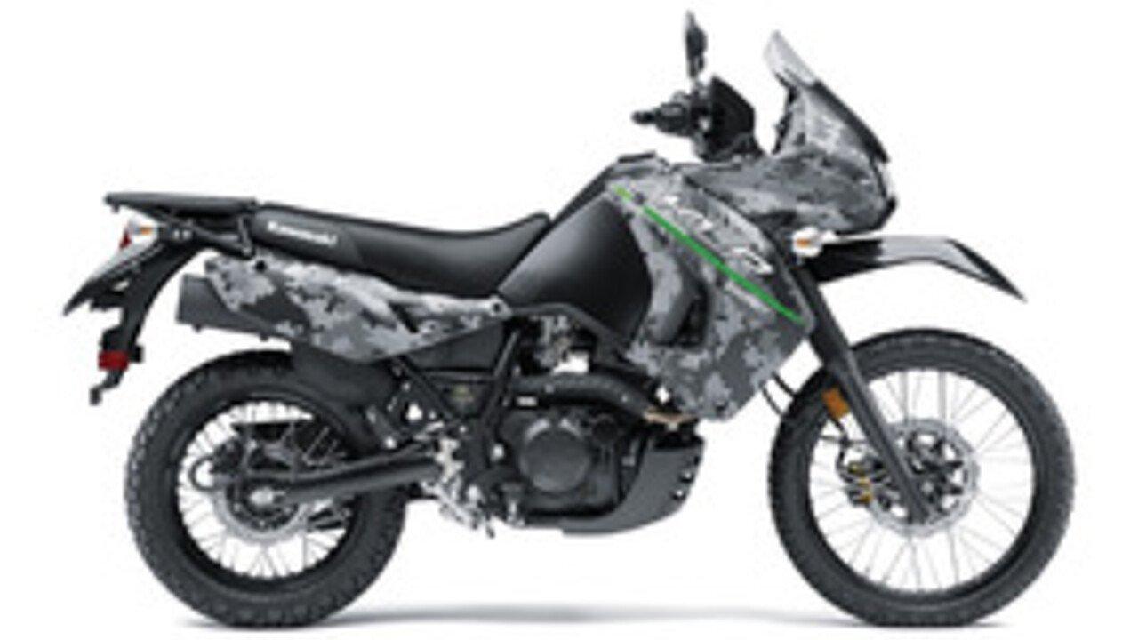 2017 Kawasaki KLR650 for sale 200502496