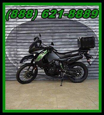 2017 Kawasaki KLR650 for sale 200629513