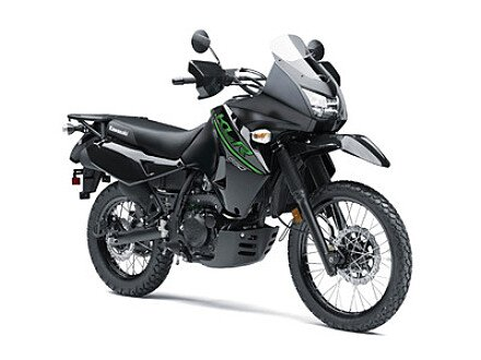 2017 Kawasaki KLR650 for sale 200421434