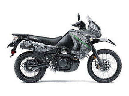 2017 Kawasaki KLR650 for sale 200432645
