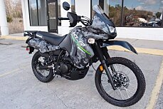 2017 Kawasaki KLR650 for sale 200434722