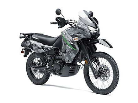 2017 Kawasaki KLR650 for sale 200474463