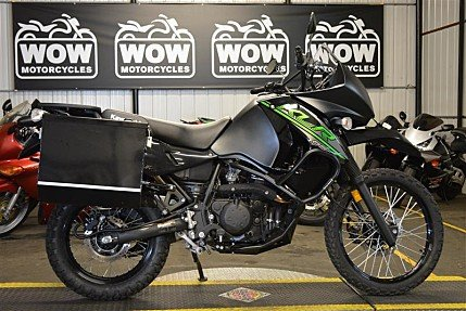 2017 Kawasaki KLR650 for sale 200490348