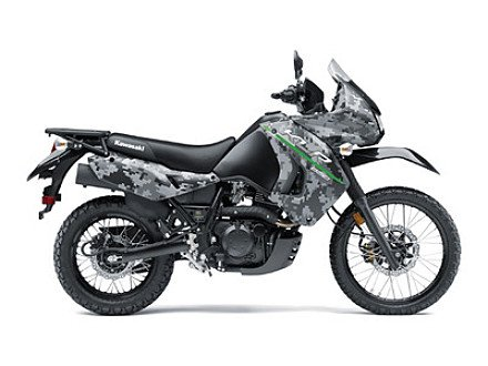 2017 Kawasaki KLR650 for sale 200537317