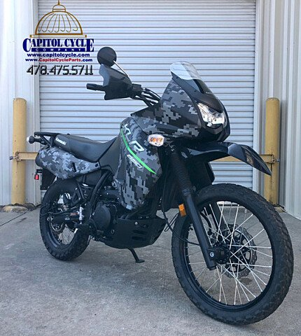2017 Kawasaki KLR650 for sale 200563248