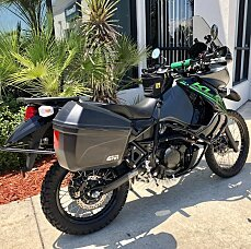 2017 Kawasaki KLR650 for sale 200575544