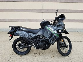 2017 Kawasaki KLR650 for sale 200598814