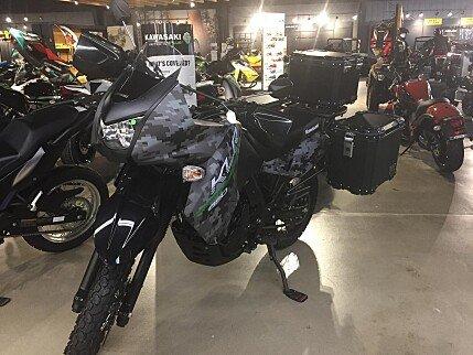 2017 Kawasaki KLR650 for sale 200600270
