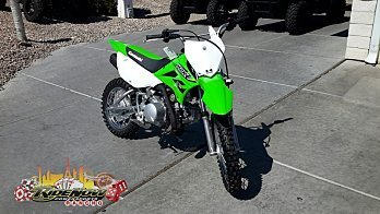 2017 Kawasaki KLX110 for sale 200413730