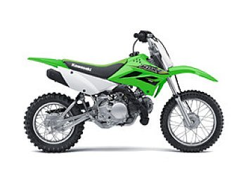 2017 Kawasaki KLX110 for sale 200560969