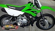 2017 Kawasaki KLX110 for sale 200413730