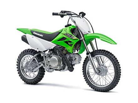 2017 Kawasaki KLX110 for sale 200424857