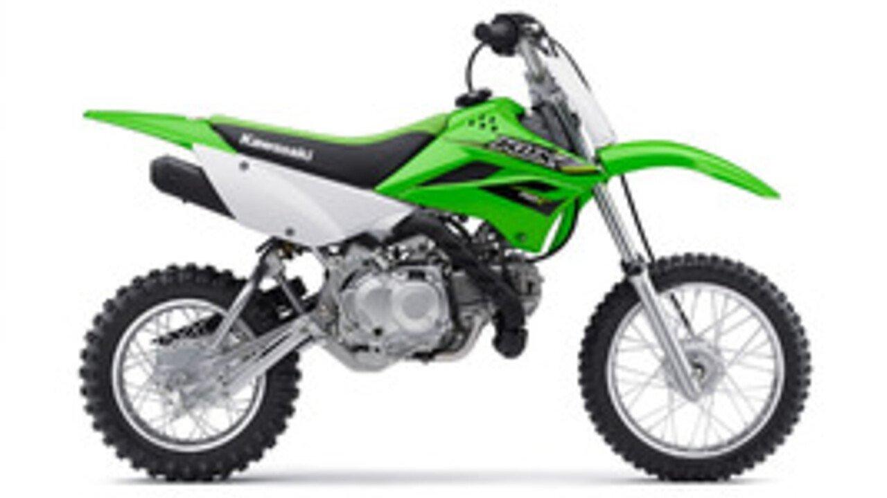 2017 Kawasaki KLX110L for sale 200560943