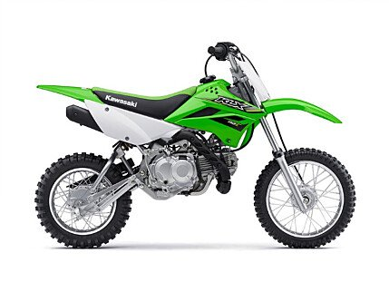 2017 Kawasaki KLX110L for sale 200459082