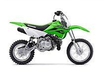 2017 Kawasaki KLX110L for sale 200506882