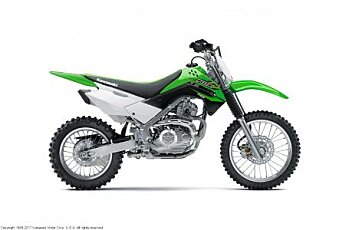 2017 Kawasaki KLX140 for sale 200421009