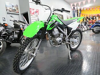 2017 Kawasaki KLX140 for sale 200563958
