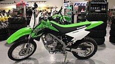 2017 Kawasaki KLX140 for sale 200390959