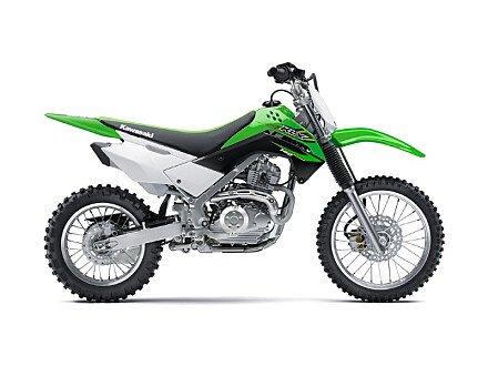 2017 Kawasaki KLX140 for sale 200458370