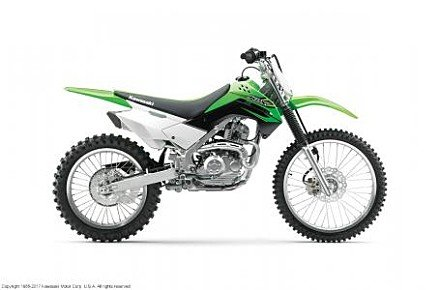 2017 Kawasaki KLX140 for sale 200497334