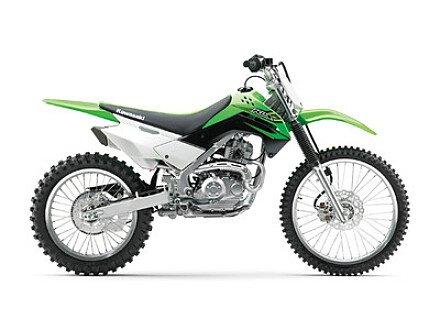 2017 Kawasaki KLX140 for sale 200560960