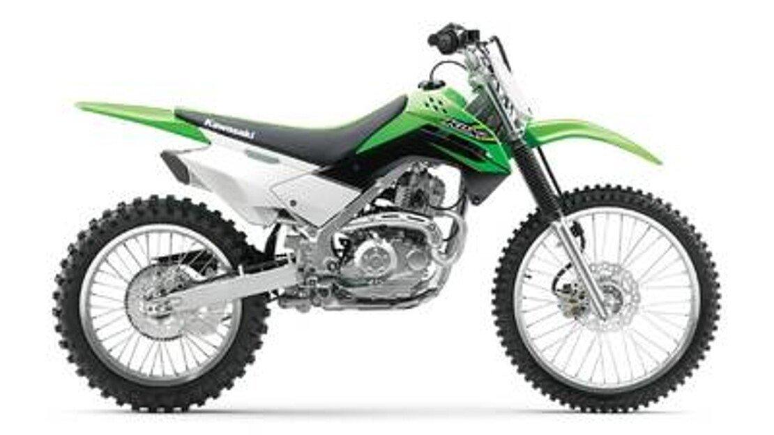 2017 Kawasaki KLX140G for sale 200456097