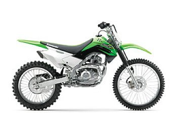 2017 Kawasaki KLX140G for sale 200506878