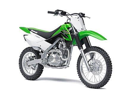 2017 Kawasaki KLX140G for sale 200540786