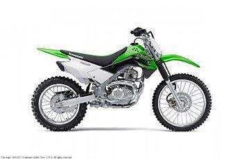 2017 Kawasaki KLX140L for sale 200420985