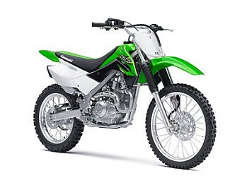 2017 Kawasaki KLX140L for sale 200424813